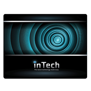 Item: T4000 - Adhesive Rectangle Mouse Pad