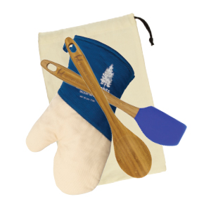 Item: GS27 - Bamboo Gift Set with Mitt