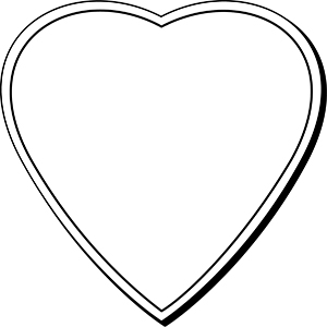 Item: Heart5 -  Indoor Notekeeper&#0153 Magnet