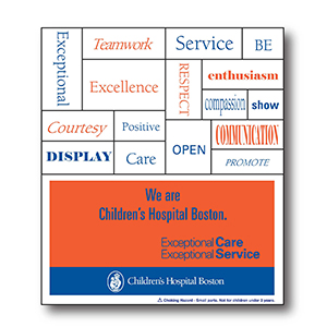 Item: Magnet-22085 - Totally Custom Words Plus&#0153 Business Card