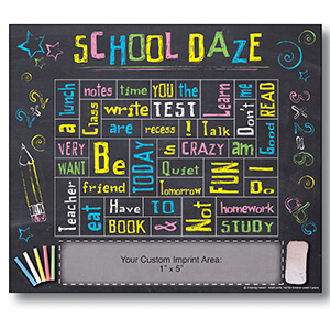 Item: Magnet-22105 - School Daze Words Plus&#0153 Photo Frame