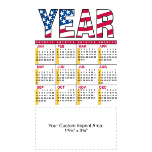 MG19195 - Large Magnetic Calendar