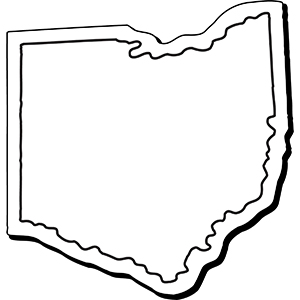 OHIO1 - Indoor NoteKeeper&#0153 Magnet