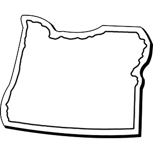 OREGON1 - Indoor NoteKeeper&#0153 Magnet
