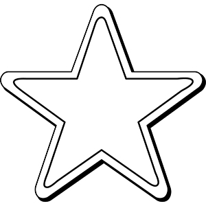 STAR3 - Indoor NoteKeeper&#0153 Magnet